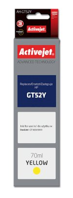 Activejet tusz do HP GT52Y M0H56AE new AH-GT52Y