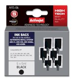ActiveJet ARS-Bk Refill Ink Bag 6x6ml