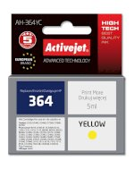 ActiveJet AH-364YC tusz yellow do drukarki HP (zamiennik HP 364 CB320EE)